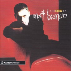 "CD MATT BIANCO ""THE BEST OF MATT BIANCO"""