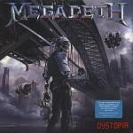"""LP MEGADETH """"DYSTOPIA"""""""
