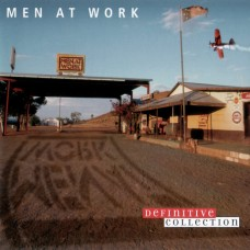 """CD MEN AT WORK """"DEFINITIVE COLLECTION"""""""