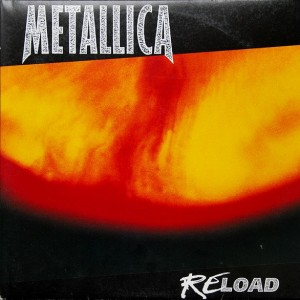"LP METALLICA ""RELOAD"" (2LP)"
