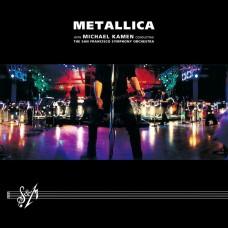 """CD METALLICA """"S&M"""" (2CD)"""