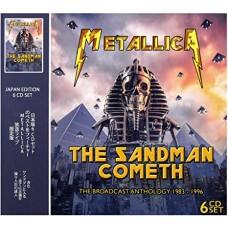 "CD METALLICA ""THE SANDMAN COMETH"" (6CD)"