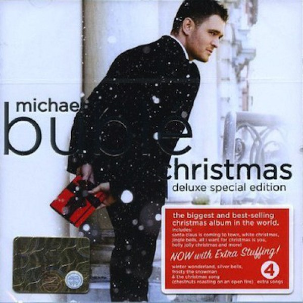 Michael Buble Holly Jolly Christmas.Cd Michael Buble Christmas Dlx