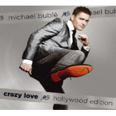 "CD MICHAEL BUBLE ""CRAZY LOVE"" HOLLYWOOD EDITION (2CD)"