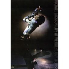 "DVD MICHAEL JACKSON ""LIVE AT WEMBLEY, JULY 16, 1998"""