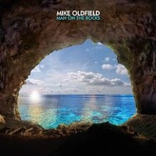 "LP MIKE OLDFIELD ""MAN ON THE ROCKS"" (2LP)"