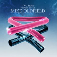 """CD MIKE OLDFIELD """"TWO SIDES. THE VERY BEST OF"""" (2CD)"""