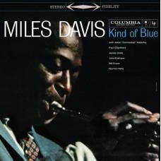 "LP MILES DAVIS ""KIND OF BLUE"""