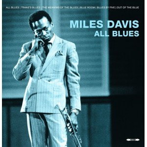 "LP MILES DAVIS ""ALL BLUES""  ***** PAŽEISTA POLIGRAFIJA"