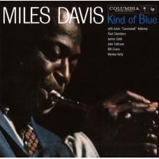 """CD MILES DAVIS """"KIND OF BLUE"""""""