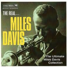 "CD MILES DAVIS ""THE REAL... MILES DAVIS"""