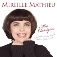 """LP MIREILLE MATHIEU """"MES CLASSIQUES"""" (2LP)"""