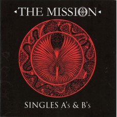 """CD THE MISSION """"SINGLES A's & B's"""" (2CD)"""