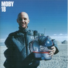 """CD MOBY """"18"""""""