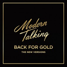 """LP MODERN TALKING """"BACK FOR GOLD"""""""