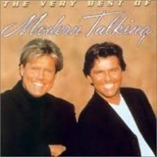 "CD MODERN TALKING ""THE VERY BEST OF"""