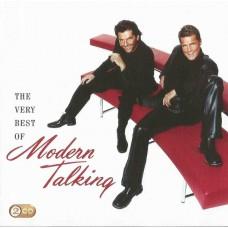 "CD MODERN TALKING ""THE VERY BEST OF"" (2CD)"