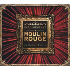 """CD BAZ LUHRMANN'S """"MOULIN ROUGE"""" COLLECTOR'S EDITION (2CD)"""