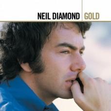 """CD NEIL DIAMOND """"GOLD"""" (2CD)"""