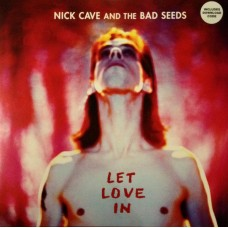 """LP NICK CAVE AND THE BAD SEEDS """"LET LOVE IN"""""""