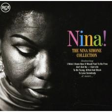 "CD NINA SIMONE ""THE NINA SIMONE COLLECTION"""