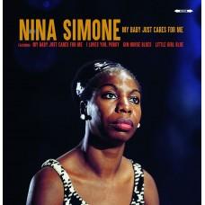 """LP NINA SIMONE """"MY BABY JUST CARES FOR ME"""" ***** PAŽEISTA POLIGRAFIJA"""