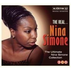 """CD NINA SIMONE """"THE REAL... NINA SIMONE"""" (3CD)"""