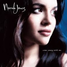 "CD NORAH JONES ""COME AWAY WITH ME"""