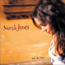 """CD NORAH JONES """"FEELS LIKE HOME"""""""