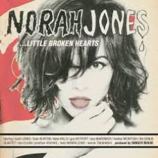 """CD NORAH JONES """"... LITTLE BROKEN HEARTS"""""""