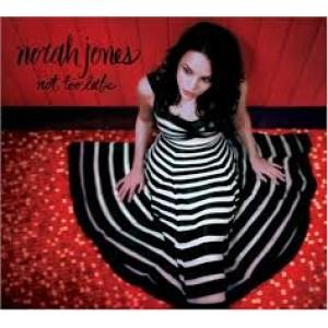 "CD NORAH JONES ""NOT TOO LATE"""