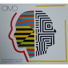 "CD OMD ""THE PUNISHMENT OF LUXURY: B SIDES & BONUS MATERIAL"""