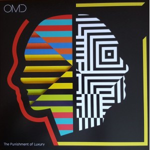 "LP OMD ""THE PUNISHMENT OF LUXURY"""