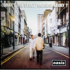 "LP OASIS ""(WHAT'S THE STORY) MORNING GLORY"" (2LP)"
