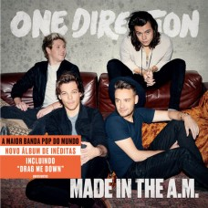 """CD ONE DIRECTION """"MADE IN THE A.M."""""""