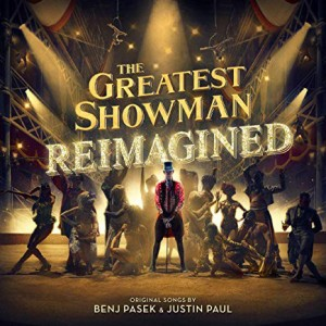 """LP OST """"THE GREATEST SHOWMAN REIMAGINED"""""""