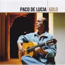 """CD PACO DE LUCIA """"GOLD"""" (2CD)"""