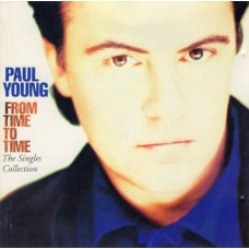 """CD PAUL YOUNG """"FROM TIME TO TIME. THE SINGLES COLLECTION"""""""