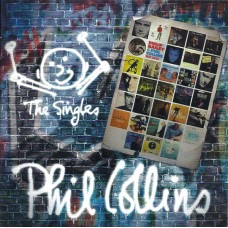 """CD PHIL COLLINS """"THE SINGLES"""" (2CD)"""