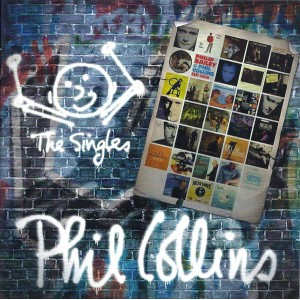 "CD PHIL COLLINS ""THE SINGLES"" (2CD)"