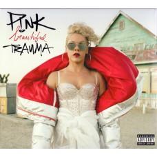 """CD PINK """"BEAUTIFUL TRAUMA"""""""