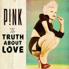"""LP PINK """"THE TRUTH ABOUT LOVE"""""""