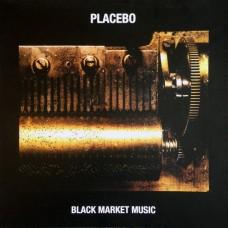 "LP PLACEBO ""BLACK MARKET MUSIC"""