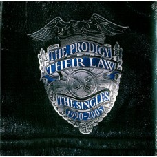 """LP THE PRODIGY """"THEIR LAW. THE SINGLES 1990-2005"""" (2LP)"""