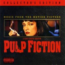 "CD OST ""PULP FICTION"""