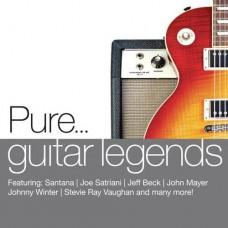 CD PURE... guitar legends (4CD)