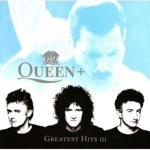 "CD QUEEN ""GREATEST HITS III"""