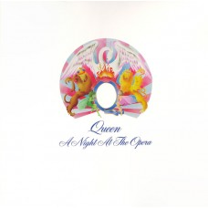 """LP QUEEN """"A NIGHT AT THE OPERA"""""""