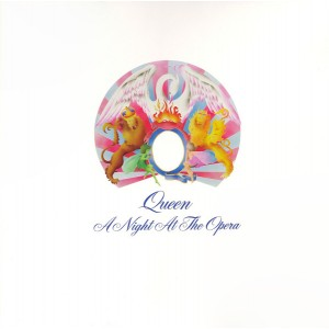 "LP QUEEN ""A NIGHT AT THE OPERA"""