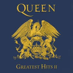 """CD QUEEN """"GREATEST HITS II"""""""